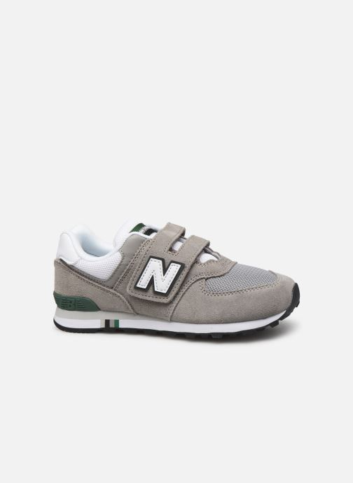 Trainers New Balance YV574 M Green back view