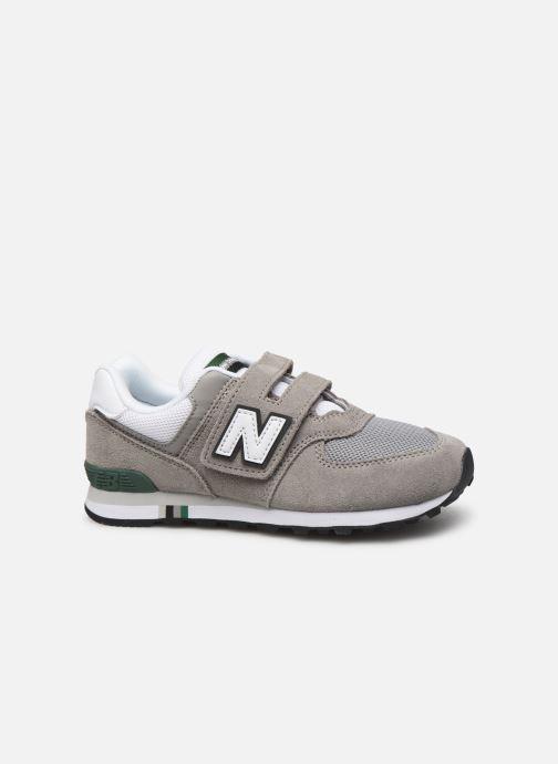 Sneaker New Balance YV574 M grün ansicht von hinten