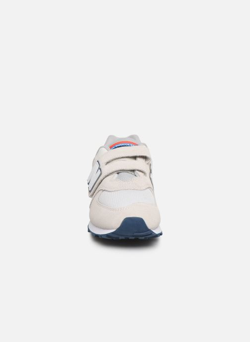 Baskets New Balance YV574 M Gris vue portées chaussures