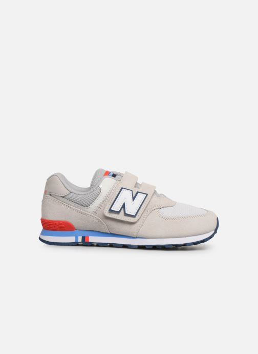 Trainers New Balance YV574 M Grey back view