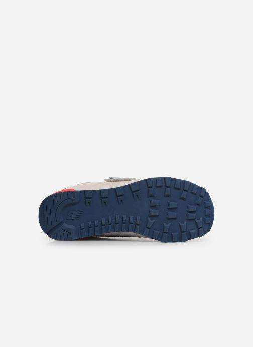 Sneakers New Balance YV574 M Grijs boven