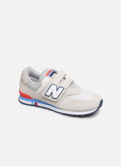 Trainers New Balance YV574 M Grey detailed view/ Pair view