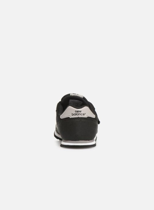 Trainers New Balance IV373 M Black view from the right