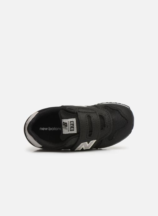 Trainers New Balance IV373 M Black view from the left