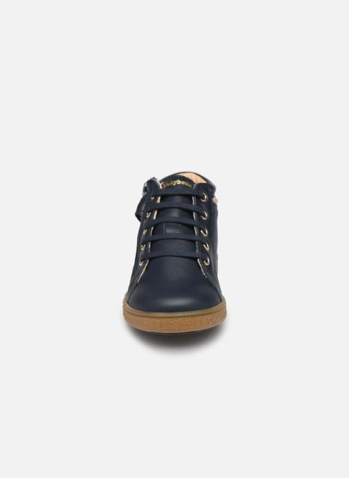 Bottines et boots Babybotte Apluie Bleu vue portées chaussures