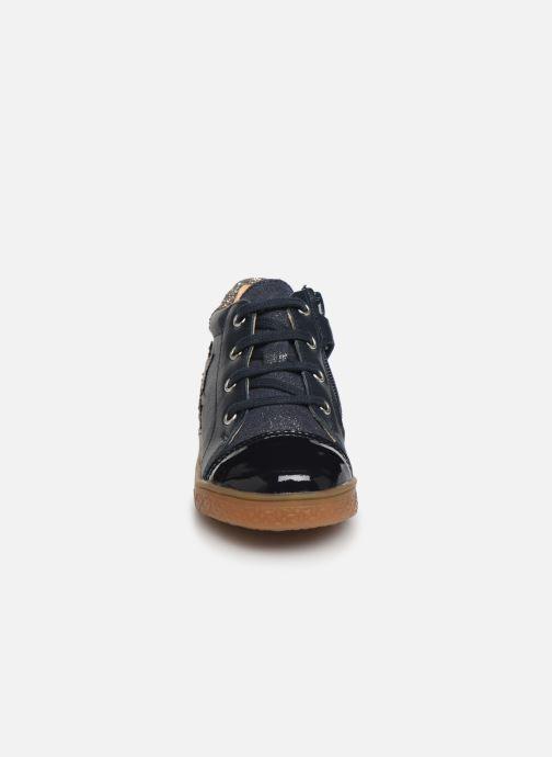 Bottines et boots Babybotte Alexandri Bleu vue portées chaussures