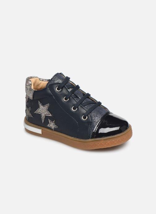 Bottines et boots Babybotte Alexandri Bleu vue détail/paire