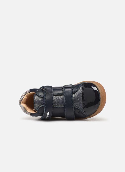 Bottines et boots Babybotte Alexandra Bleu vue gauche