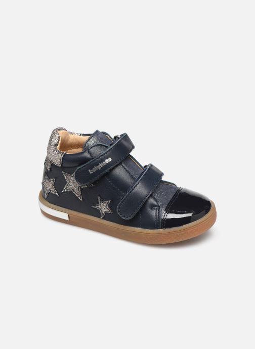 Bottines et boots Babybotte Alexandra Bleu vue détail/paire