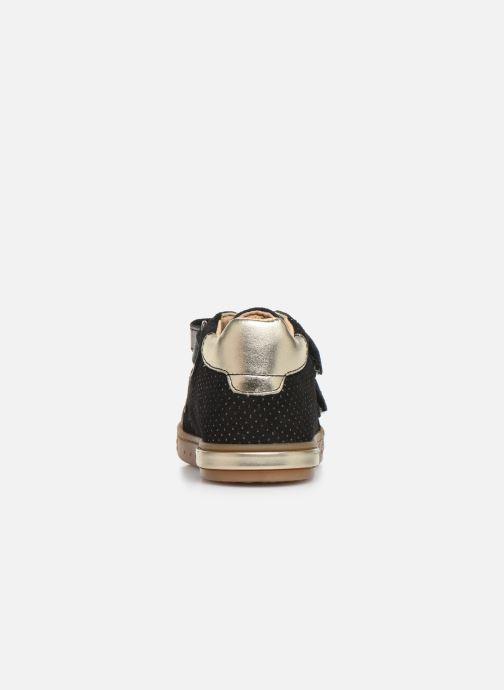 Sneaker Babybotte Azaliss schwarz ansicht von rechts