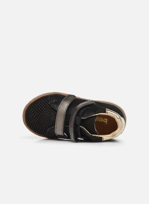 Sneaker Babybotte Azaliss schwarz ansicht von links