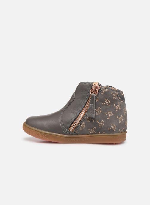 Boots en enkellaarsjes Babybotte Alouest Grijs voorkant