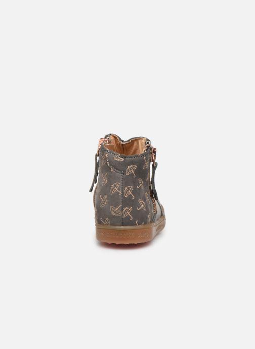 Bottines et boots Babybotte Alouest Gris vue droite