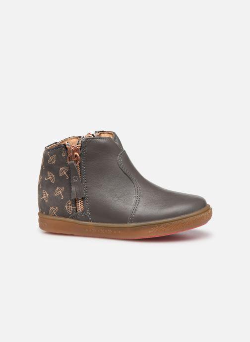 Boots en enkellaarsjes Babybotte Alouest Grijs achterkant