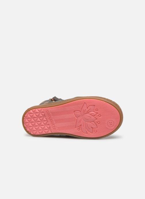 Bottines et boots Babybotte Alouest Gris vue haut