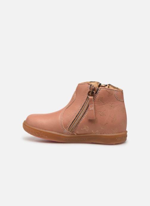 Boots en enkellaarsjes Babybotte Alouest Roze voorkant