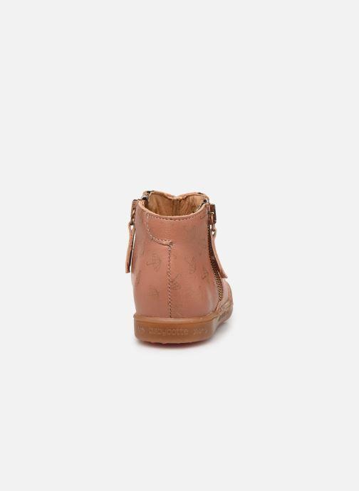 Boots en enkellaarsjes Babybotte Alouest Roze rechts