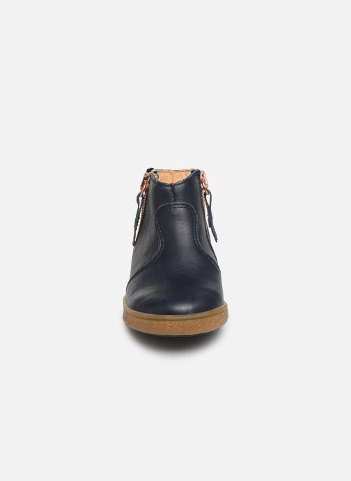 Bottines et boots Babybotte Alouest Bleu vue portées chaussures