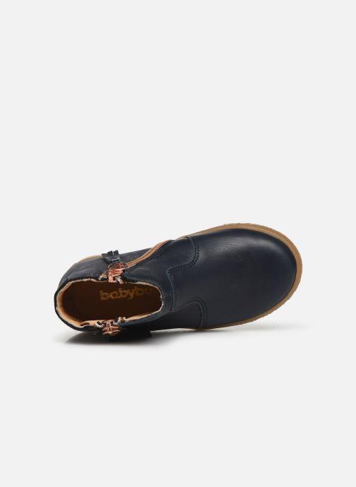 Bottines et boots Babybotte Alouest Bleu vue gauche