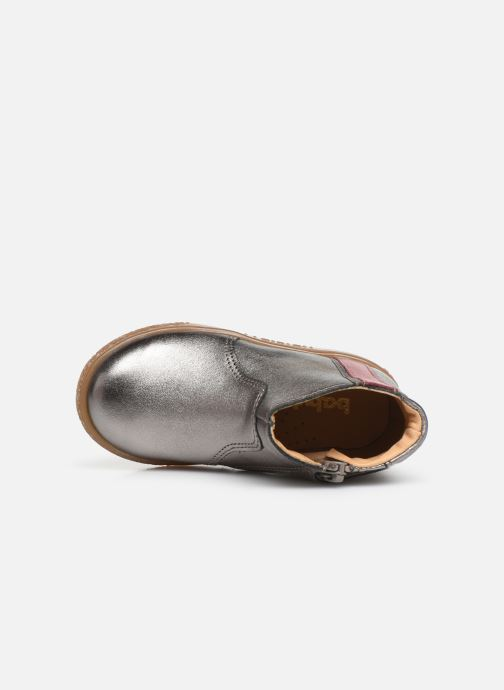 Boots en enkellaarsjes Babybotte Adelia Zilver links