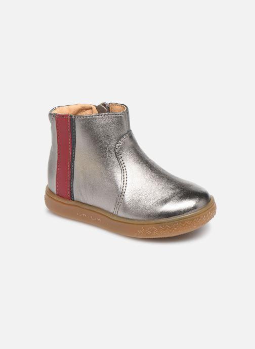 Boots en enkellaarsjes Babybotte Adelia Zilver detail