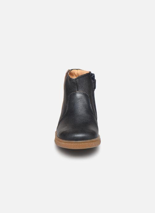 Stiefeletten & Boots Babybotte Adelia blau schuhe getragen