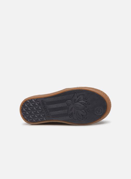 Stiefeletten & Boots Babybotte Adelia blau ansicht von oben