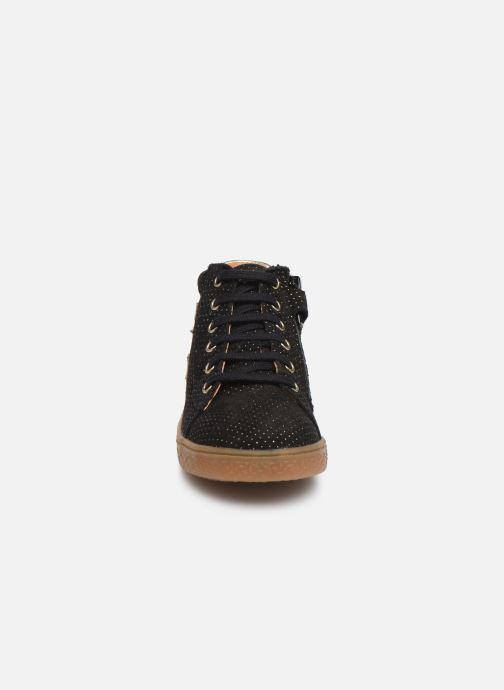 Sneaker Babybotte Kling schwarz schuhe getragen