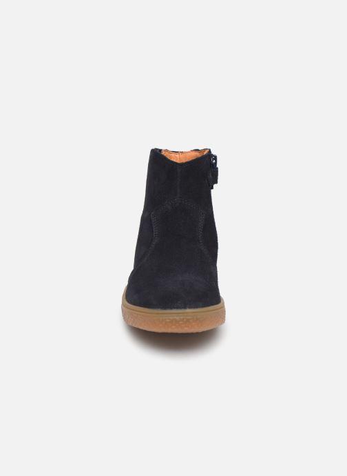 Ankle boots Babybotte Kizzy Blue model view
