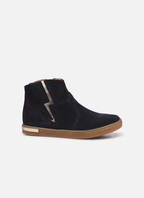 Ankle boots Babybotte Kizzy Blue back view