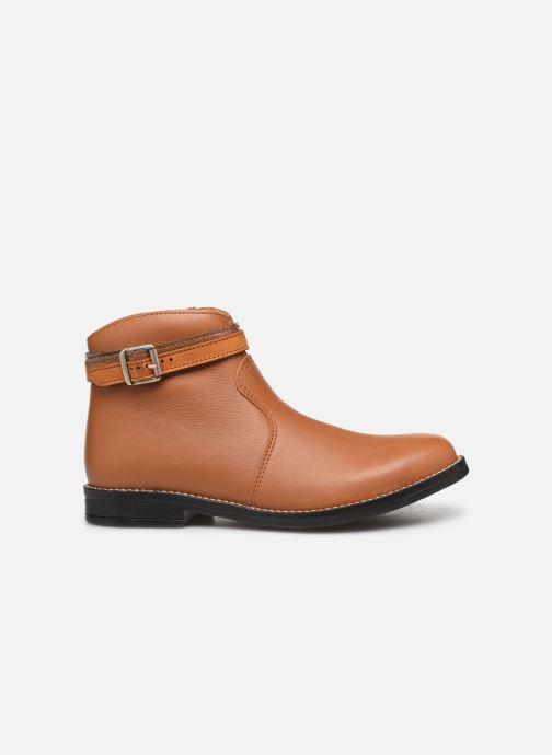 Boots en enkellaarsjes Babybotte Navinsky Bruin achterkant