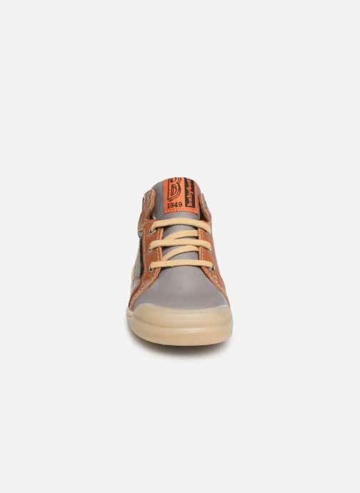 Bottines et boots Babybotte Fleche Gris vue portées chaussures