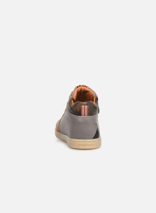 Stiefeletten & Boots Babybotte Fleche grau ansicht von rechts