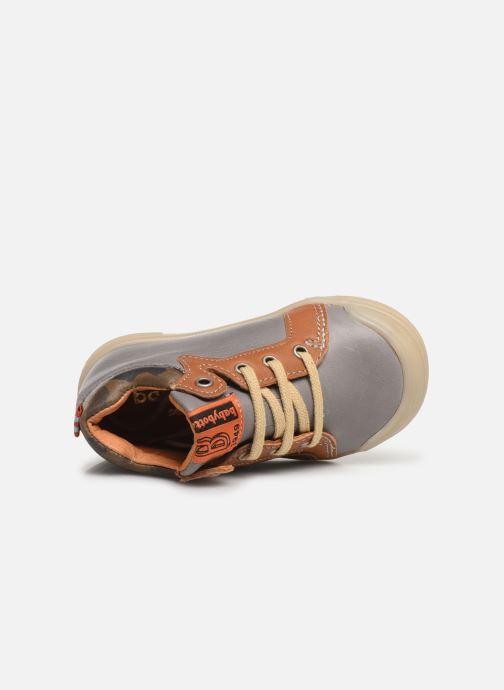 Stiefeletten & Boots Babybotte Fleche grau ansicht von links