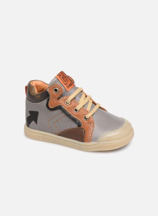 Bottines et boots Babybotte Fleche Gris vue détail/paire