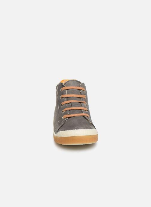 Bottines et boots Babybotte Adan Gris vue portées chaussures