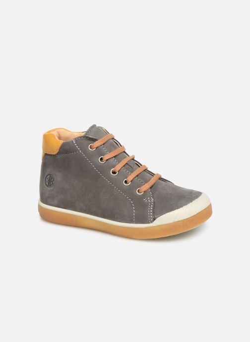 Bottines et boots Babybotte Adan Gris vue détail/paire