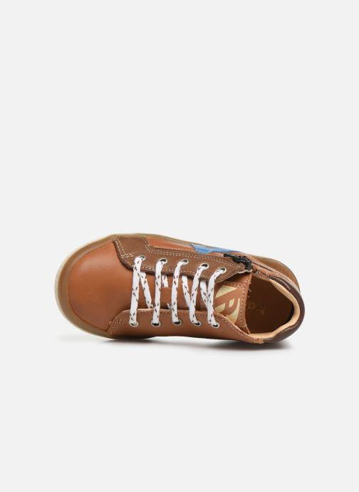 Boots en enkellaarsjes Babybotte B3 Bruin links