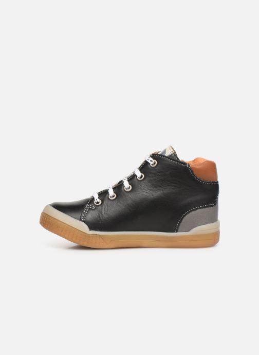 Bottines et boots Babybotte B3 Noir vue face