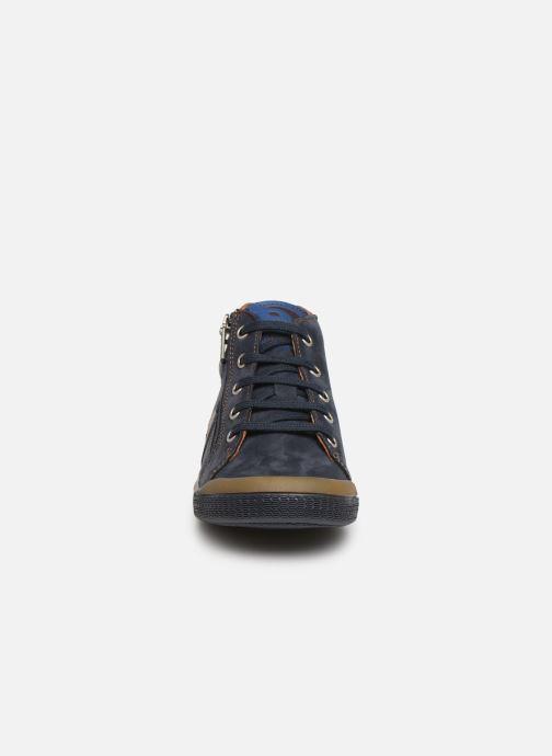 Ankelstøvler Babybotte B3 Blå se skoene på