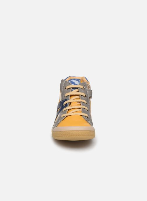 Bottines et boots Babybotte B3Sport Jaune vue portées chaussures