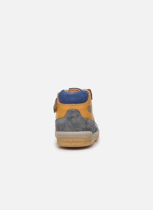 Boots en enkellaarsjes Babybotte B3Sport Geel rechts