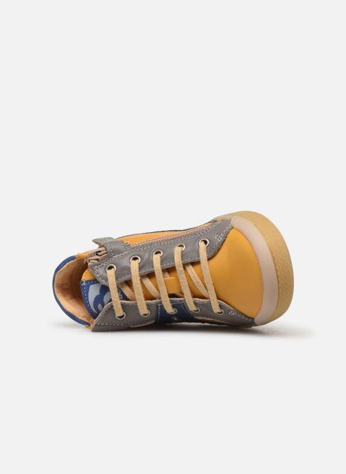 Bottines et boots Babybotte B3Sport Jaune vue gauche