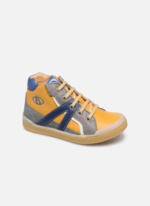Ankelstøvler Babybotte B3Sport Gul detaljeret billede af skoene