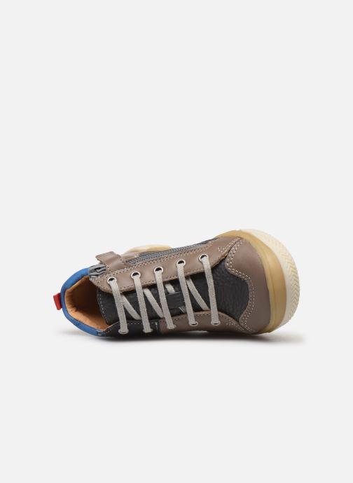 Stiefeletten & Boots Babybotte Atchoum grau ansicht von links