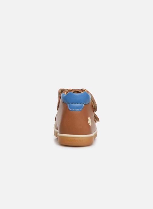 Bottines et boots Babybotte Arman Marron vue droite
