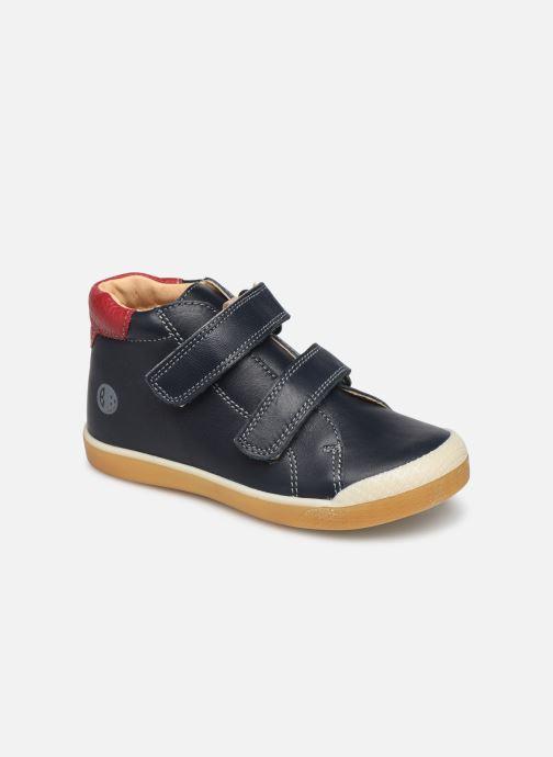 Ankelstøvler Babybotte Arman Blå detaljeret billede af skoene