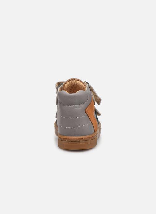 Bottines et boots Babybotte Asteroide Gris vue droite