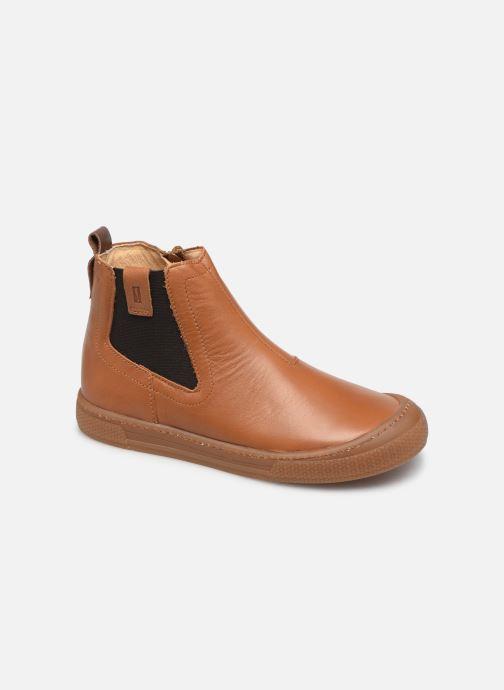 Boots en enkellaarsjes Babybotte Kurt Bruin detail