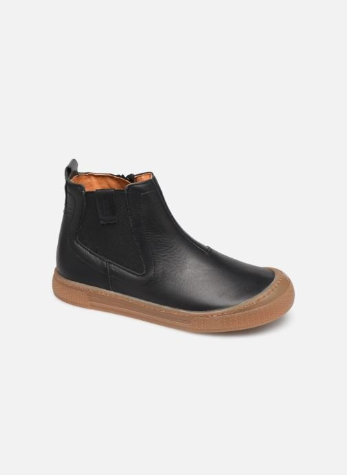 Ankle boots Babybotte Kurt Black detailed view/ Pair view